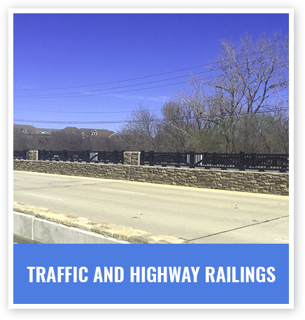 Traffic and Highway Railings
