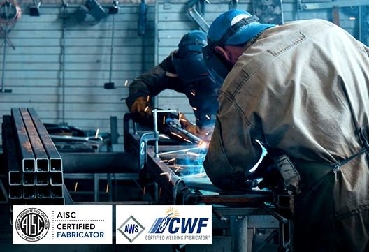 steel fabrication in DFW